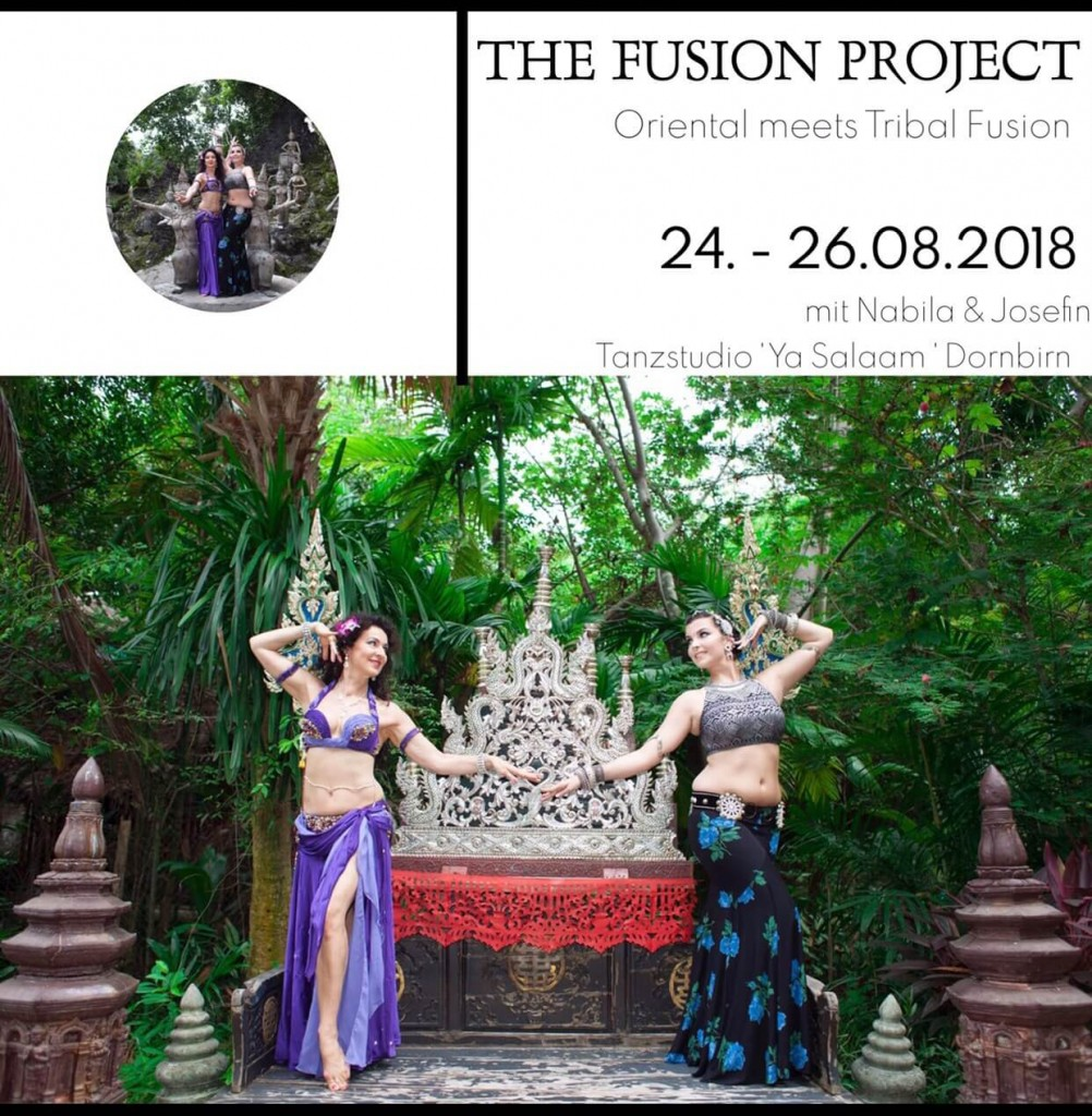 Fusion Project August 2018